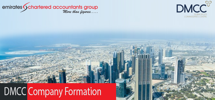 DMCC Company Formation | Emirates Chartered Accountants
